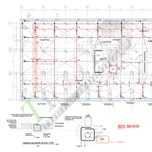 Construction Drawings in Washington DC, Baltimore, MD and Virginia