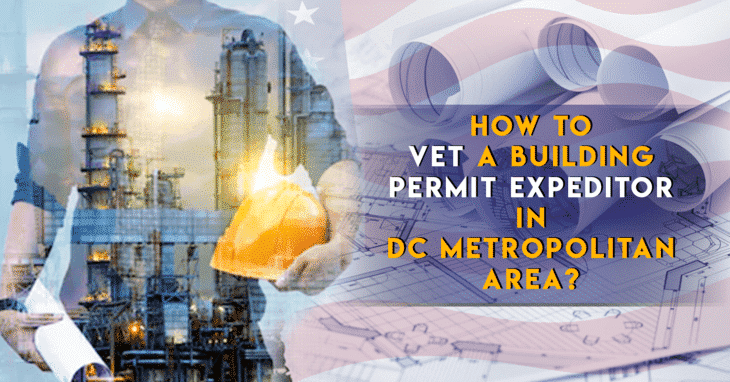 Building Permit Expeditor in DC Metropolitan Area