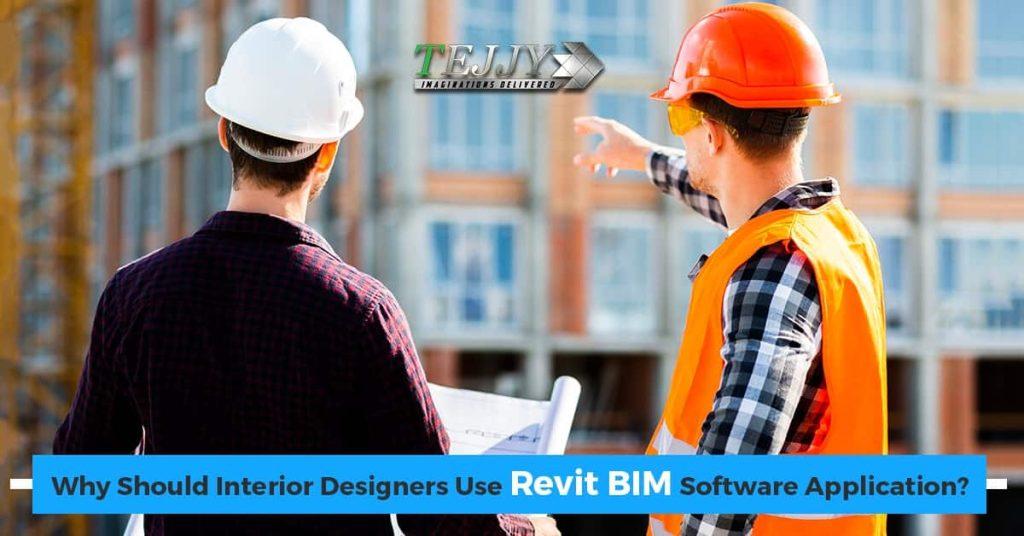 Interior Designers Use Revit BIM Software Application