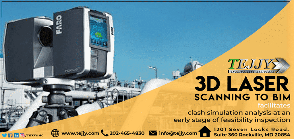 3D BIM Laser Scanning
