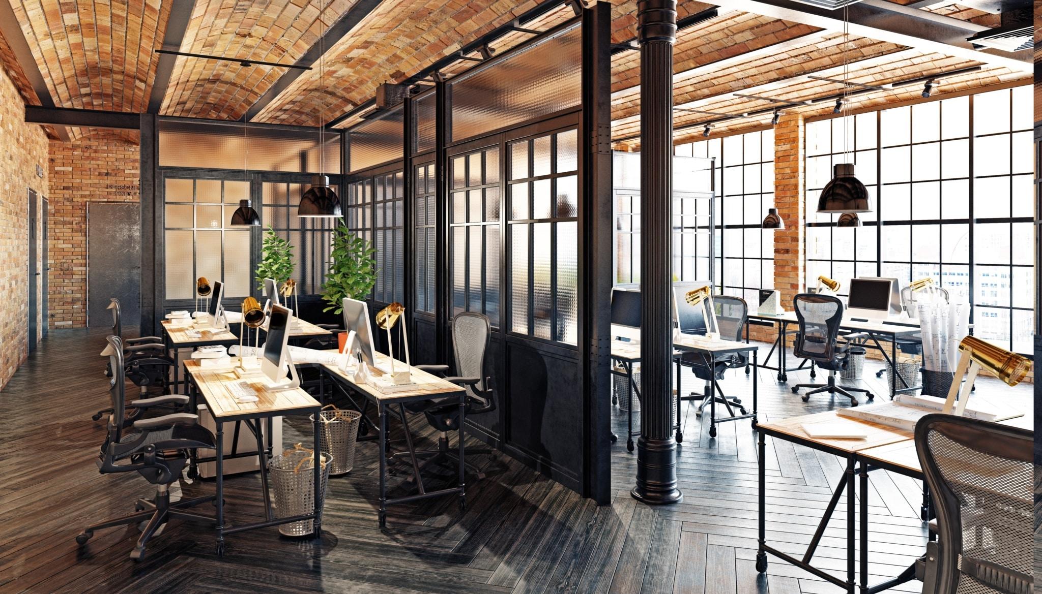 Latest office interiors