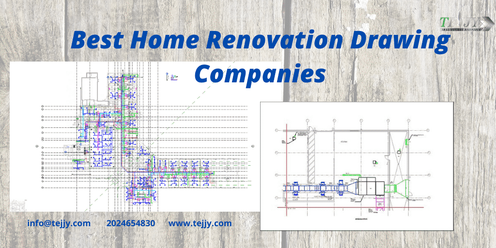 Best Home Renovation Drawing Companies in Washington DC