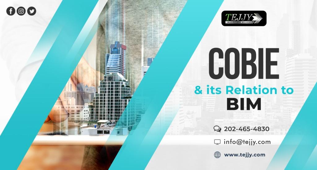 Tejjy COBie Companies in DC, MD, VA , Baltimore