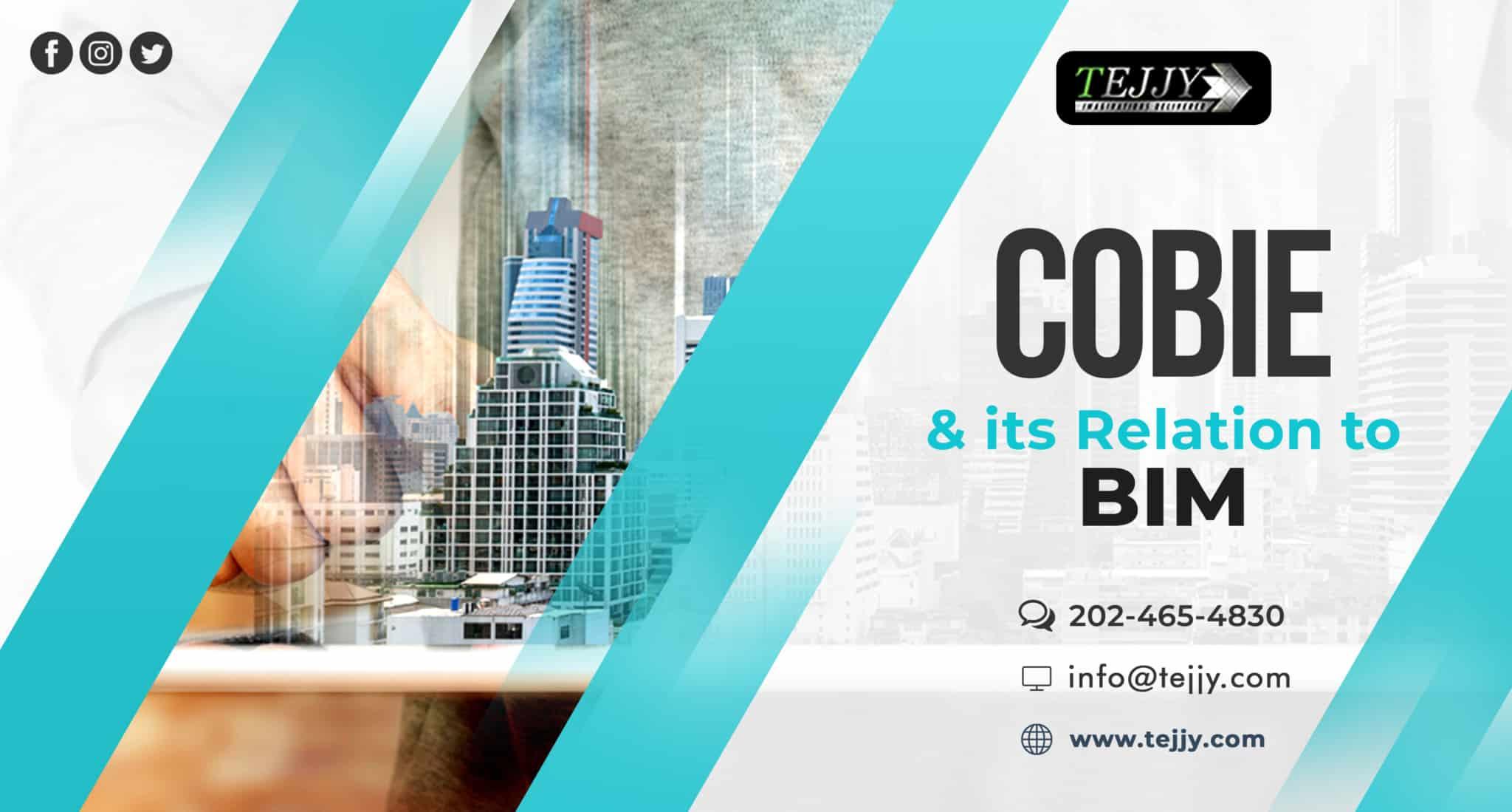 Tejjy Inc. COBie BIM services in usa