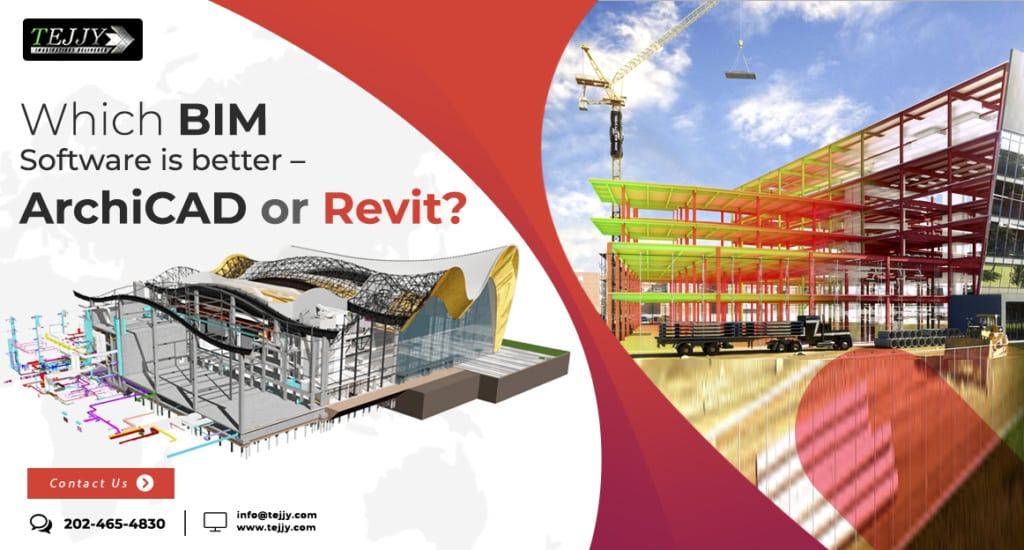 Which BIM Software is better – ArchiCAD or Revit?