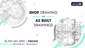 what is shop drawings and as built drawings