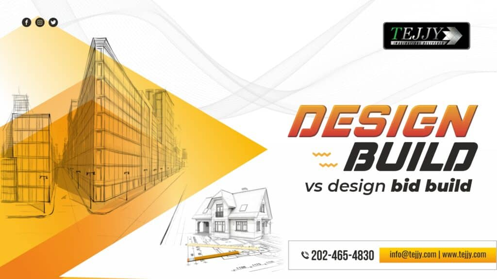 Design build VS Design bid build