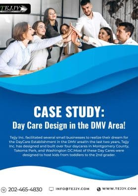 Case-Study Day Care Design in the DMV Area