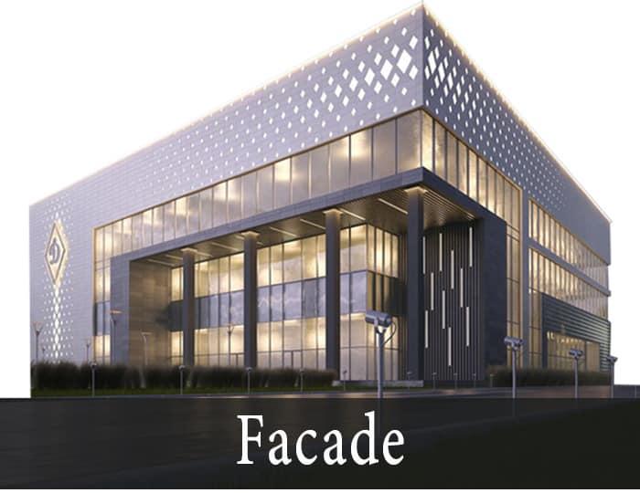 Tejjy | Facade BIM Modeling Services in DC