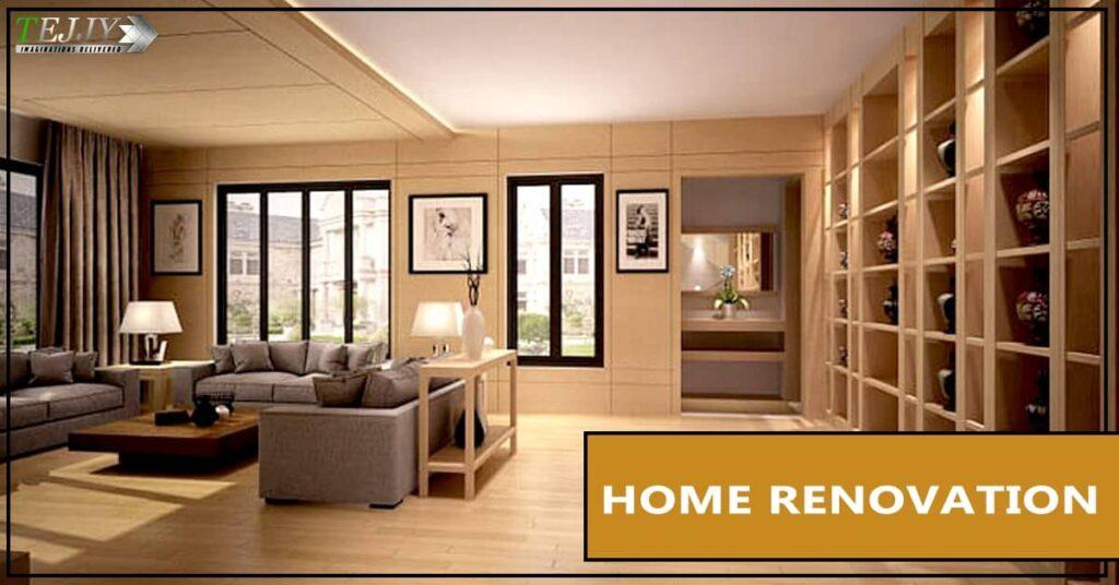 home remodeling & renovation