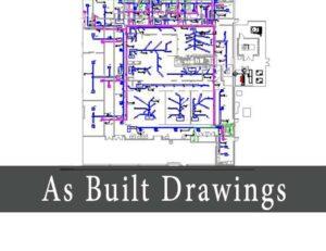 As-Built Drawing | Coordination Drawings