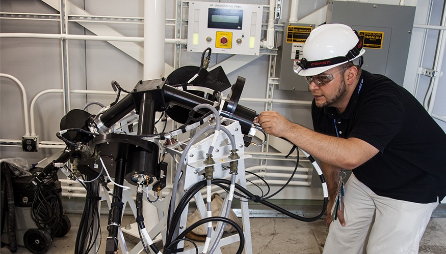 engineering diagnostics services | combustion and engineering diagnostics - Tejjy