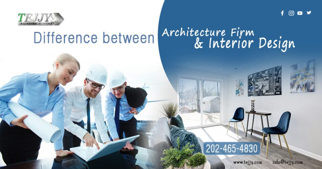 Architecture Firm and Interior Design | Architecture Firms in DC | Top Architect in Maryland | Tejjy Inc.