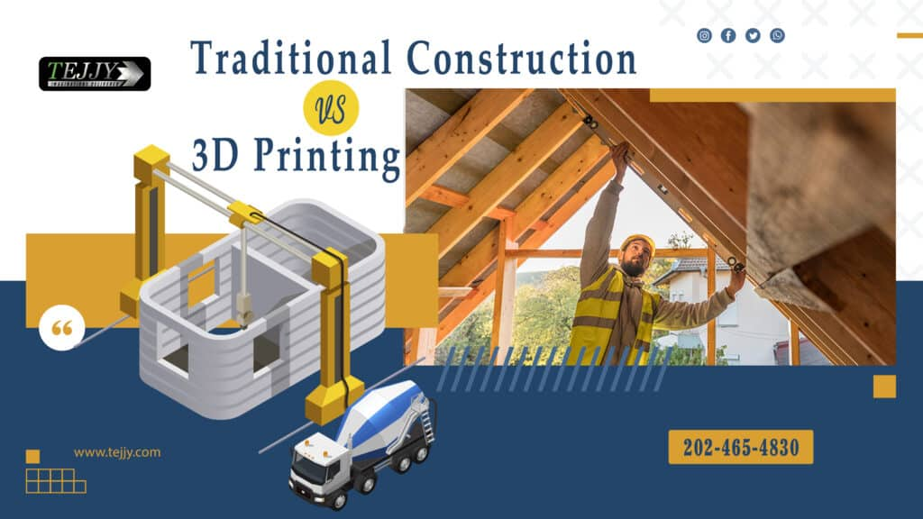 3D Printing in construction | Construction Management Tejjy.com