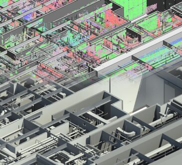 Point Cloud Modeling | Scan to BIM process Tejjy Inc