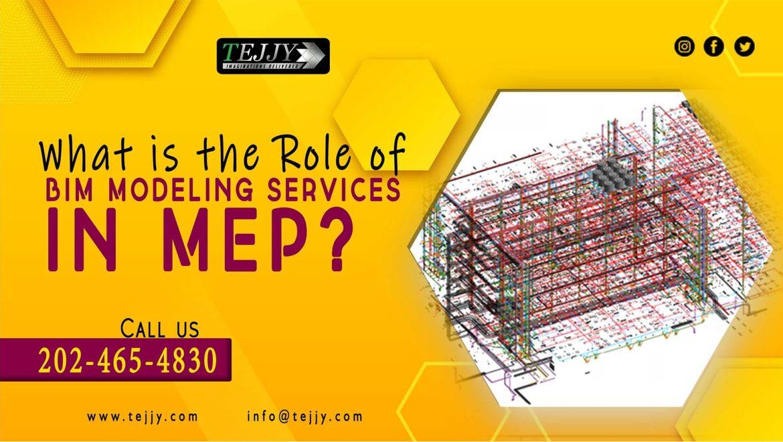 MEP BIM services Tejjy Inc