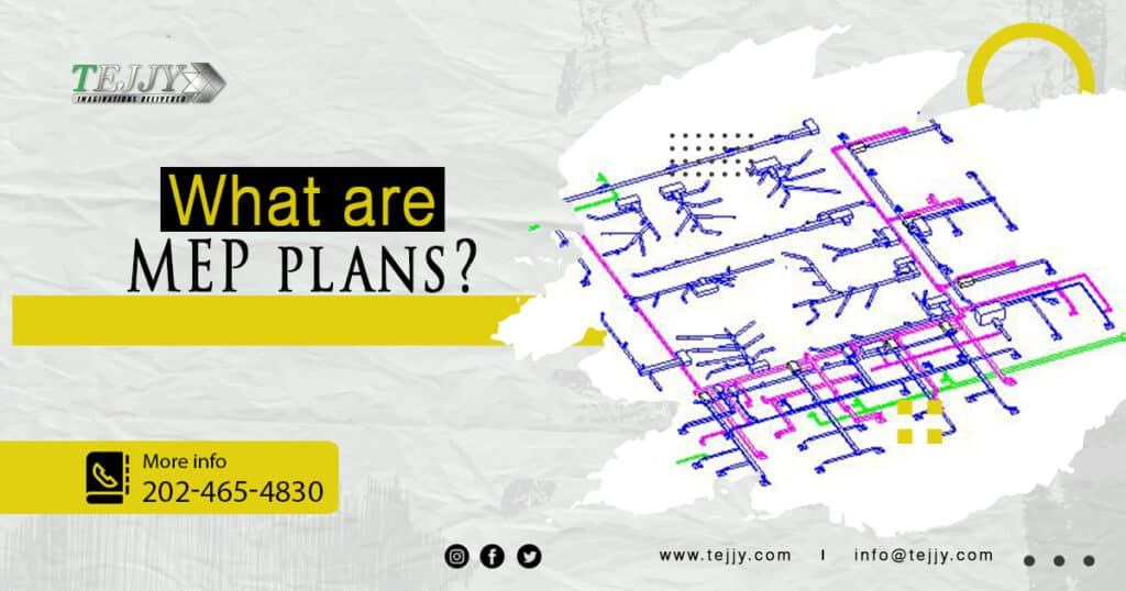 what are mep plans - mep cad drafting services