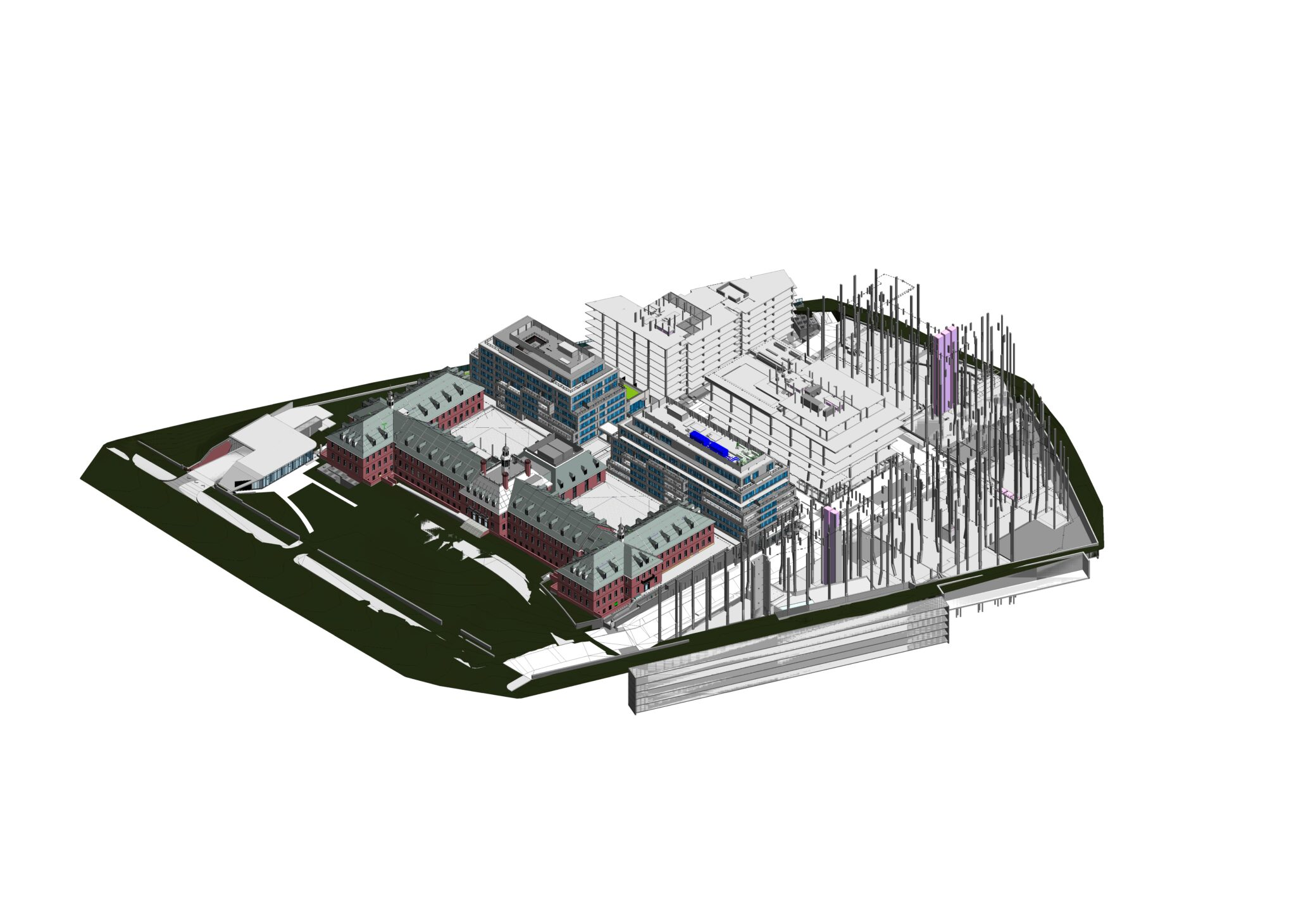 Architectural and Engineering firms in DC