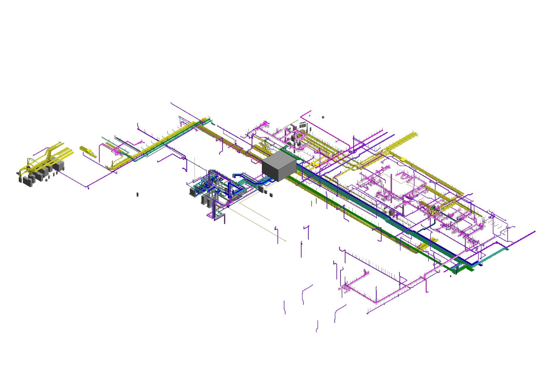 BIM 3D Model Services Tejjy Inc