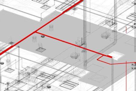 MEP HVAC BIM - Detailing Drafting Drawing & Modeling